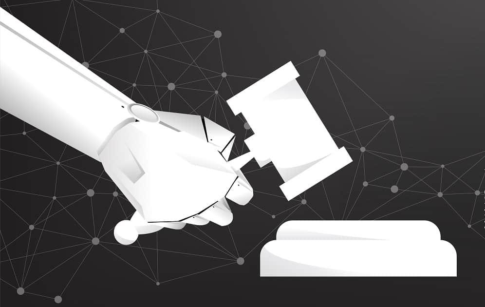 Aplicacion de la inteligencia artificial en Derecho