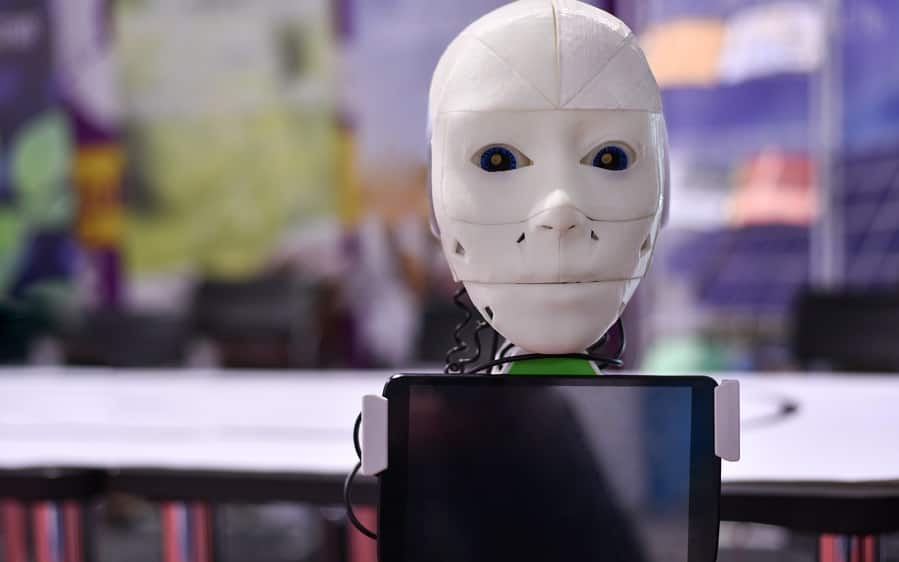 robotica androide