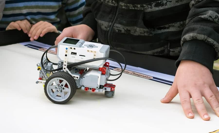 robotica educacion