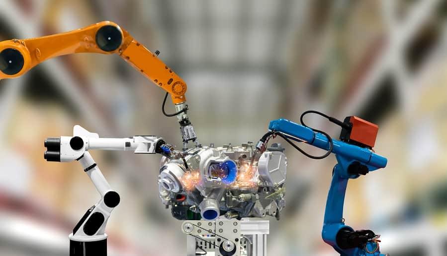 robots automatizacion industrial
