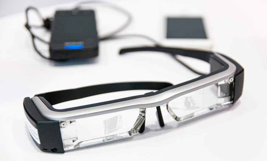 tecnologia wearable gafas inteligentes