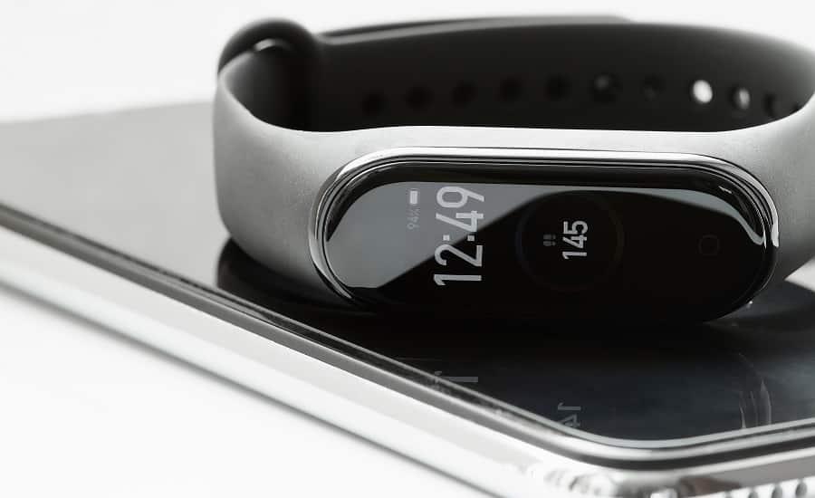tecnologia wearable pulsera de actividad