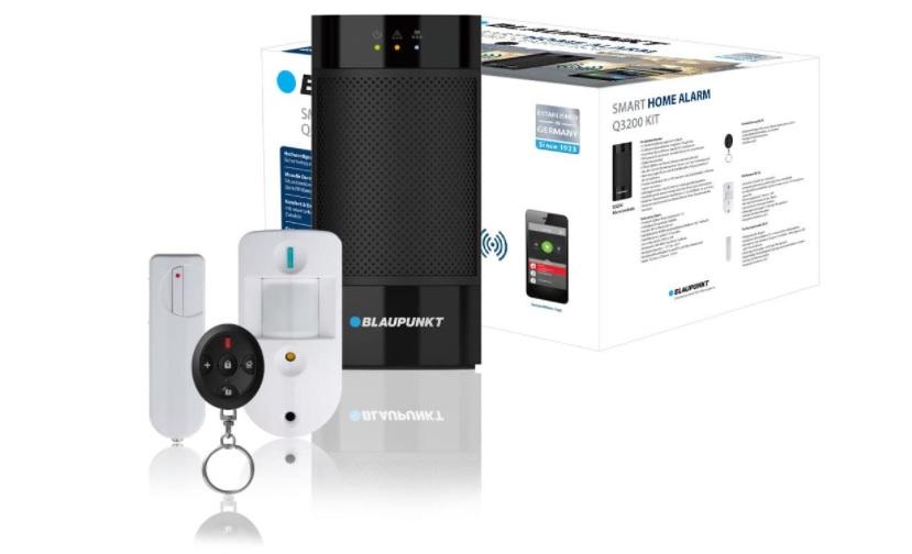 alarma inteligente Blaupunkt Q3200