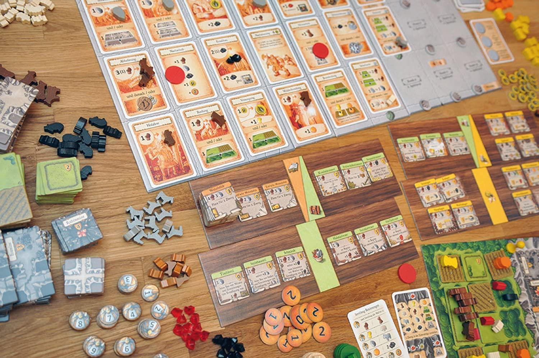 juego de mesa caverna