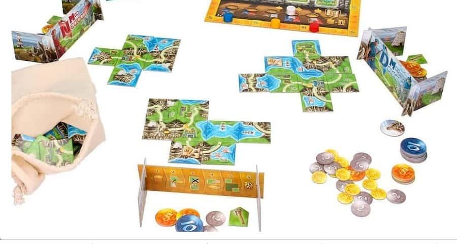 juego de mesa isle of skye