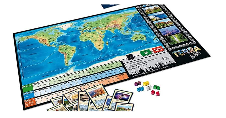 juego de mesa terra